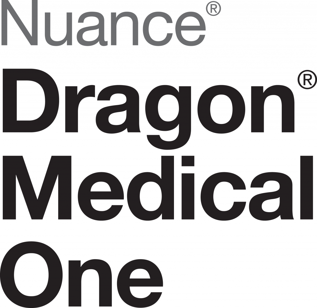 DragonMedical One stacked print Secure IT